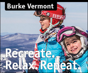 Burke Vermont in Winter - Recreate, Relax, Repeat! Click here for more information