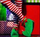 Christmas Elf in Bridgeport CT