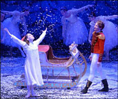 the Nutcracker with Maine State Ballet