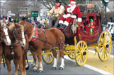 Falmouth MA Christmas parade