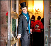 victorian holiday in St. Johnsbury