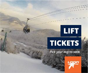 Lift Tickets - Pick your day & save at Loon Mountain - Click here to reserve yours!