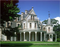 Lockwood Mathews Mansion in Connecticut