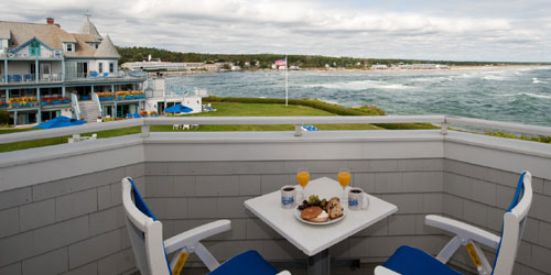 Patio Ocean View 500x250 - Beachmere Inn - Ogunquit, ME