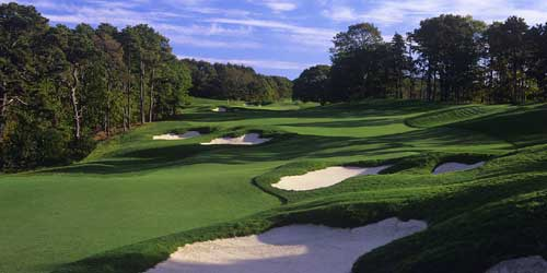Golf Course - Ocean Edge Resort & Golf Club - Brewster, MA