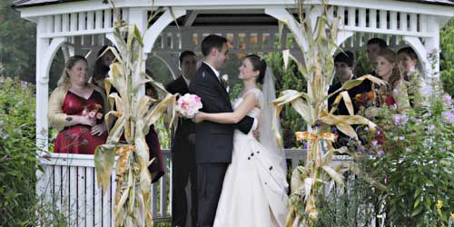 Fall Wedding White Mountain Hotel & Resort North Conway New Hampshire