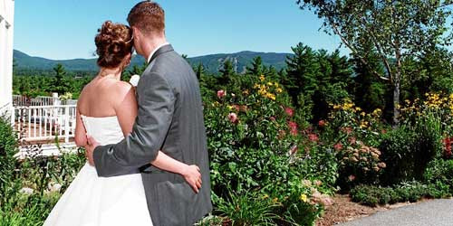 Summer Wedding White Mountain Hotel & Resort North Conway New Hampshire