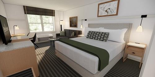 King Room White Mountain Hotel & Resort North Conway New Hampshire