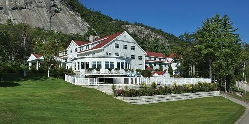 Exterior Summer White Mountain Hotel & Resort North Conway New Hampshire