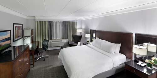 King Room - Hilton Mystic - Mystic, CT