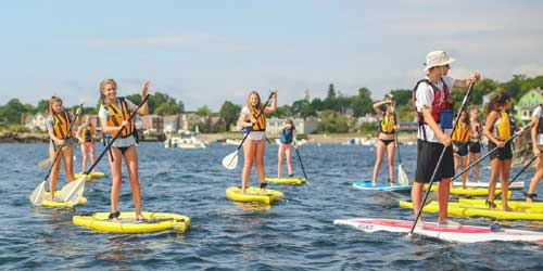 Little Harbor Boathouse Kayaks Marblehead MA