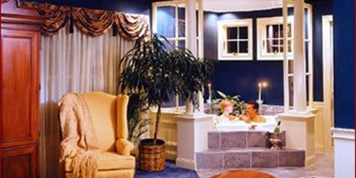 Jarves Suite Jacuzzi 500x250 - Dan'l Webster Inn and Spa - Sandwich Village, MA