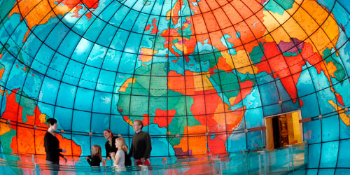 Mapparium - Mary Baker Eddy Library™ - Boston, MA