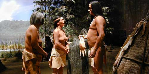 Mashantucket Pequot Museum – Colonial New England