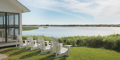 Adirondack Chairs 500x250 - Dunes on the Waterfront - Ogunquit, ME