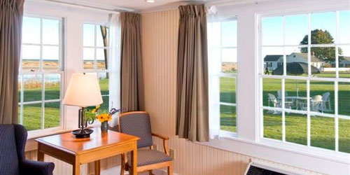 Room with a View 500x250 - Dunes on the Waterfront - Ogunquit, ME