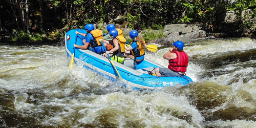 Whitewater Rafting on Magalloway River 500x250 - ELC Outdoor Adventure Outpost - Errol, NH