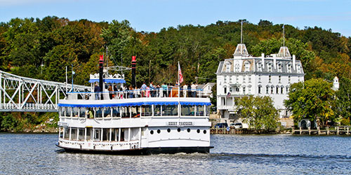 Becky Thatcher 500x250 - Essex Steam Train & Riverboat - Essex, CT