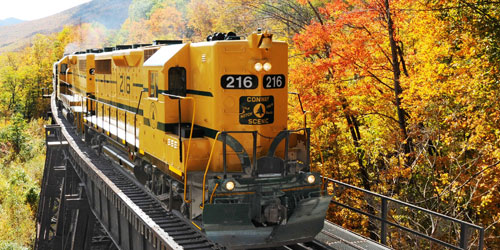 Conway Scenic Railroad NH