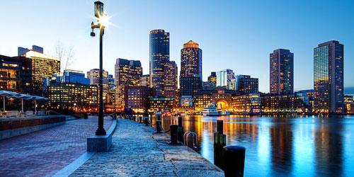 Beautiful cities in massachusetts