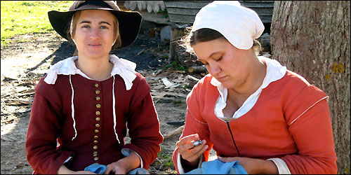 Plimoth Plantation– Colonial New England