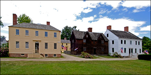 Strawbery Banke Museum in Portsmouth NH – Colonial New England