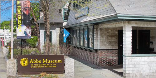 Abbe Museum in Bar Harbor ME – Colonial New England