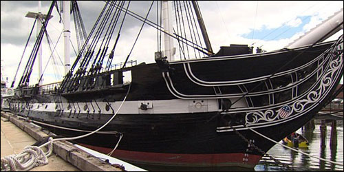 USS Constitution Museum – Maritime New England