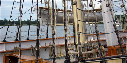 Mystic Seaport – Maritime New England
