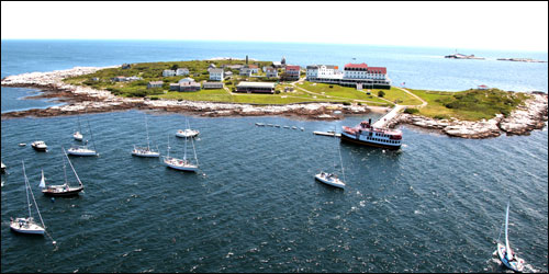 Portsmouth harbor Trail– Maritime New England
