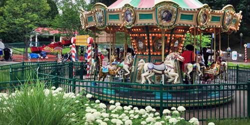 Amusement Parks In New England Me Ma Ct Vt Ri Nh