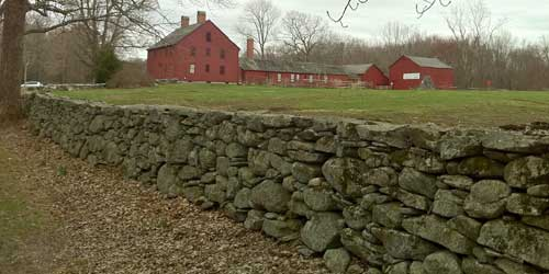 Nathan Hale Homestead in Coventry, CT – Colonial New England