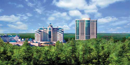 Editor's Choice – Mystic Connecticut - Foxwoods Resort & Casino