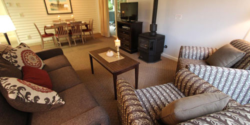 Cozy Suite - Mountainside Resort at Stowe - Stowe, VT