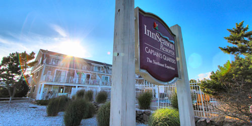 Signpost - Innseason Resort Captains Quarters - Falmouth, MA
