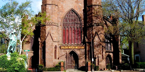 Salem Witch Museum – Colonial New England