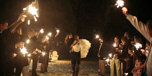 Winter Weddings In New England