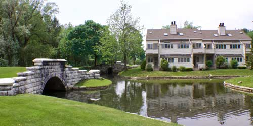 Ponds at Foxhollow Exterior Lenox MA