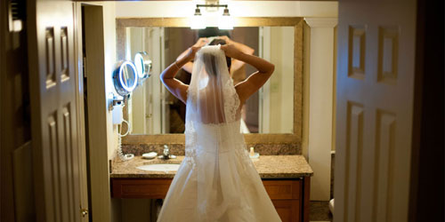 Wedding Bride - Meadowmere Resort and Hotel - Ogunquit, ME