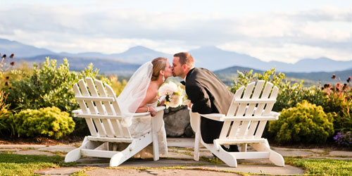 Wedding Couple - Mountain View Grand Resort & Spa - Whitefield, NH - Photo Credit Rodeo & Co. Photography