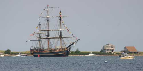 Mayflower Photo - Plymouth 400 - Plymouth, MA - Photo Credit: Katie Mclaughlin
