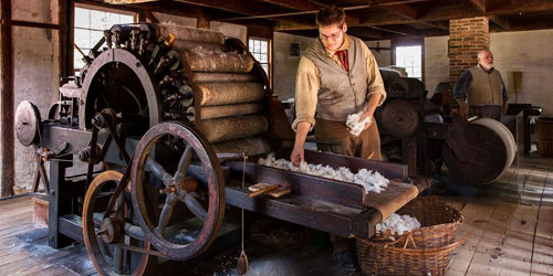Cotton Gin - Old Sturbridge Village - Sturbridge, MA