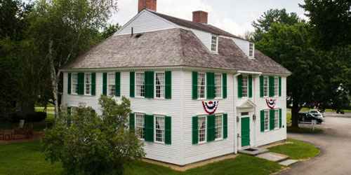 Oliver Wight House - Old Sturbridge Inn & Reeder Cottages - Sturbridge, MA