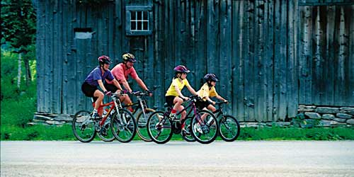 Family Biking - Lakes Region Association - New Hampshire