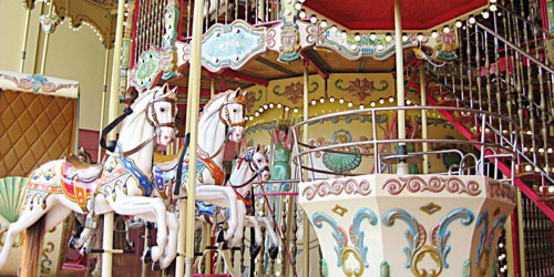 Carousel - Fun World - Nashua, NH
