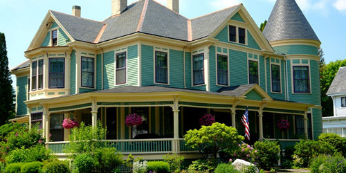 Front View - LimeRock Inn - Rockland, ME