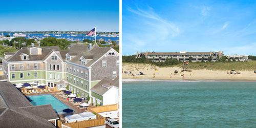 Nantucket Hotel & Winnetu Resort - Martha's Vineyard & Nantucket, MA