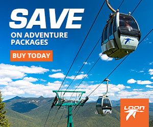 Summer Adventures at Loon Mountain - Book your escape today!