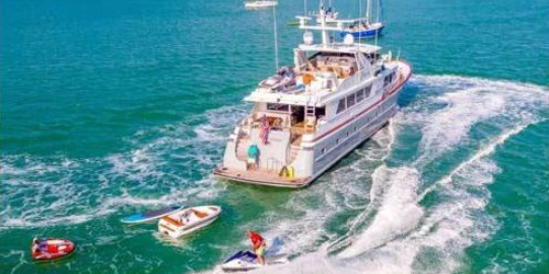 Sunset Yacht Rental - Discover Quincy - Quincy, MA