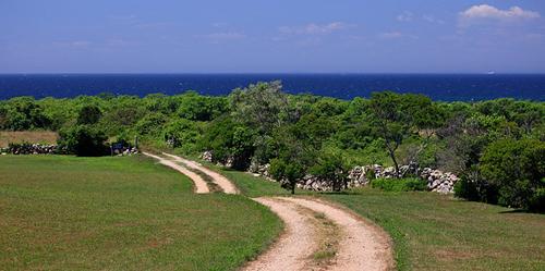 country walks in block island ri